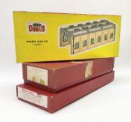 Hornby Dublo - 5005 Engine Shed Kit (2-Road)