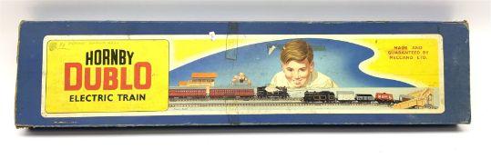 Hornby Dublo - three-rail EDP10 Passenger Train set with 0-6-2 tank locomotive No.69567