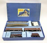 Hornby Dublo - three-rail EDP2 passenger set with Duchess Class 4-6-2 locomotive 'Duchess of Atholl'
