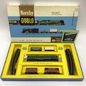 Hornby Dublo - two-rail set 2033 Co-Bo Diesel Electric Goods Train set