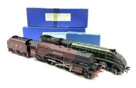 Hornby Dublo - three-rail Duchess Class 4-6-2 locomotive 'Duchess of Atholl' No.6231with inner card