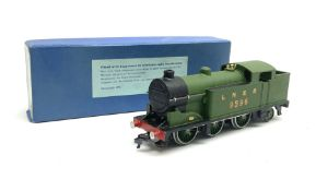 Hornby Dublo - three-rail Class N2 0-6-2 Tank locomotive No.9596