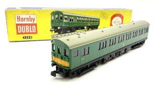 Hornby Dublo - three-rail Electric Motor Coach Brake/2nd No.S.65326