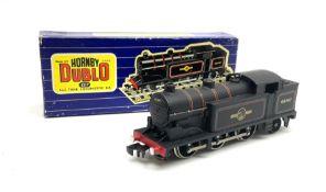 Hornby Dublo - three-rail Class N2 0-6-2 Tank locomotive No.69567 with coal in bunker
