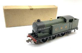 Hornby Dublo - three-rail G.W.R. Class N2 0-6-2 Tank locomotive No.6699 with guarantee and tested ta