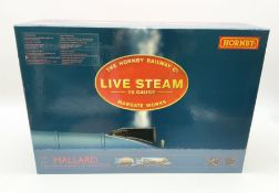 Hornby '00' gauge - The Hornby Railway Company Limited Live Steam powered LNER Class A4 4-6-2 Mallar