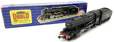 Hornby Dublo - three-rail LMR Class 8F 2-8-0 Goods locomotive No.48094 with tender