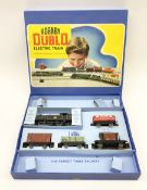Hornby Dublo - three-rail EDG17 Tank Goods Train set with BR black 0-6-2 Tank locomotive No.69567