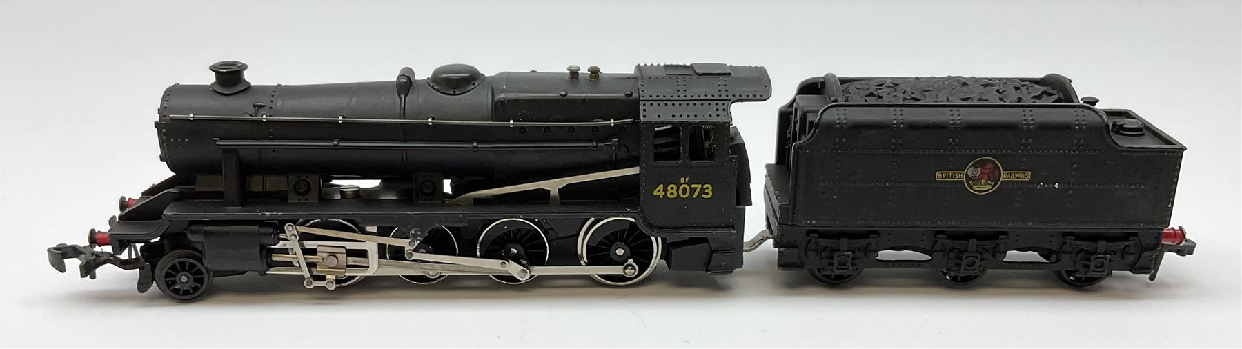 Hornby Dublo - two-rail 2224 Class 8F 2-8-0 locomotive No.48073 with instructions; and 2234 Deltic T - Image 5 of 7