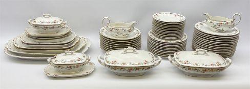 J. Pouyat limoges porcelain dinner wares