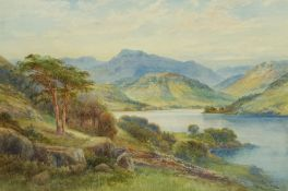 Malcolm Crosse (Early 20th century): 'Loch Treig'