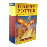 Rowling J.K.: Harry Potter and The Order of the Phoenix. 2003. First edition. Bears signature to the