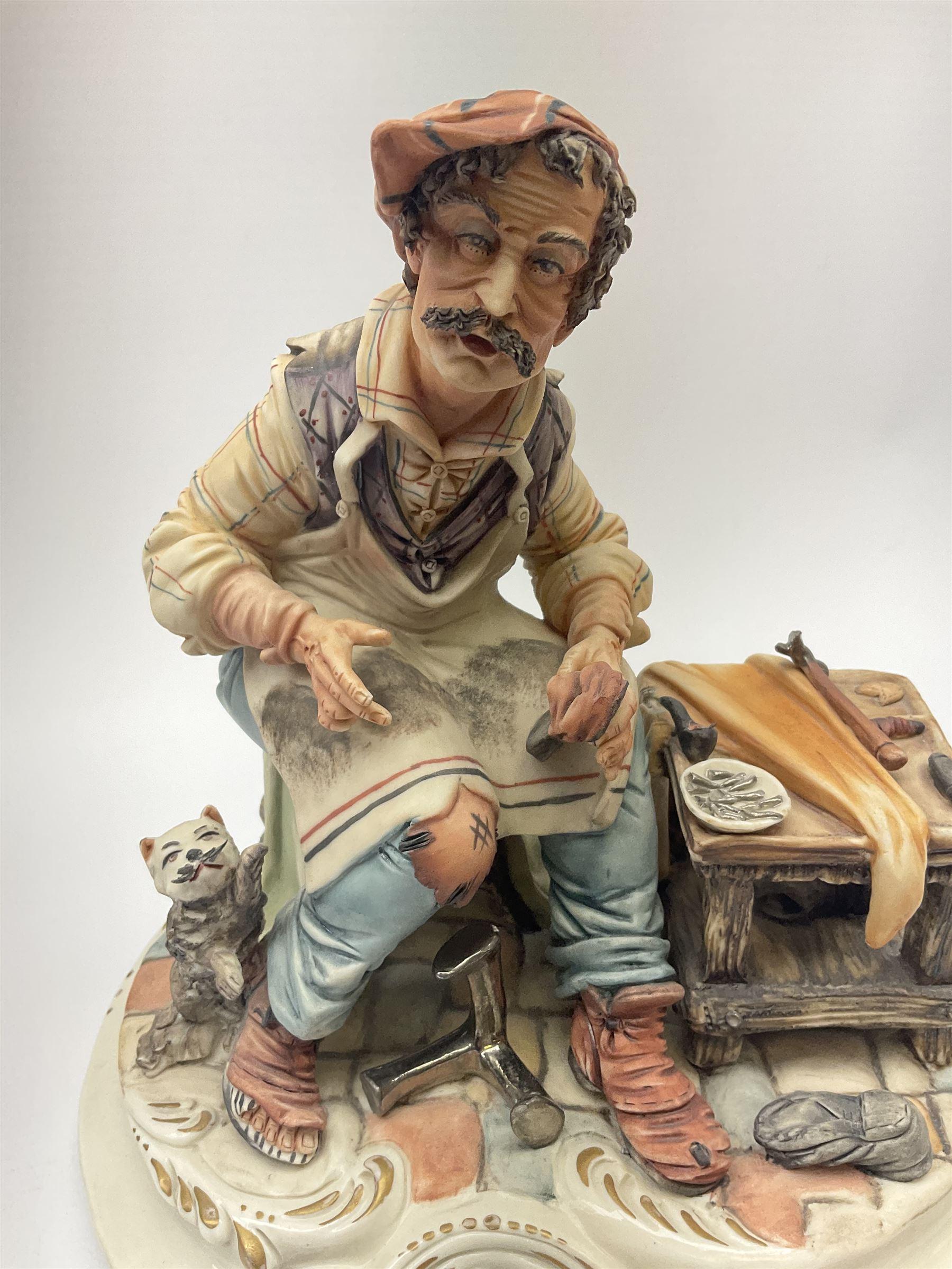 Two Capodimonte figures - Image 7 of 7