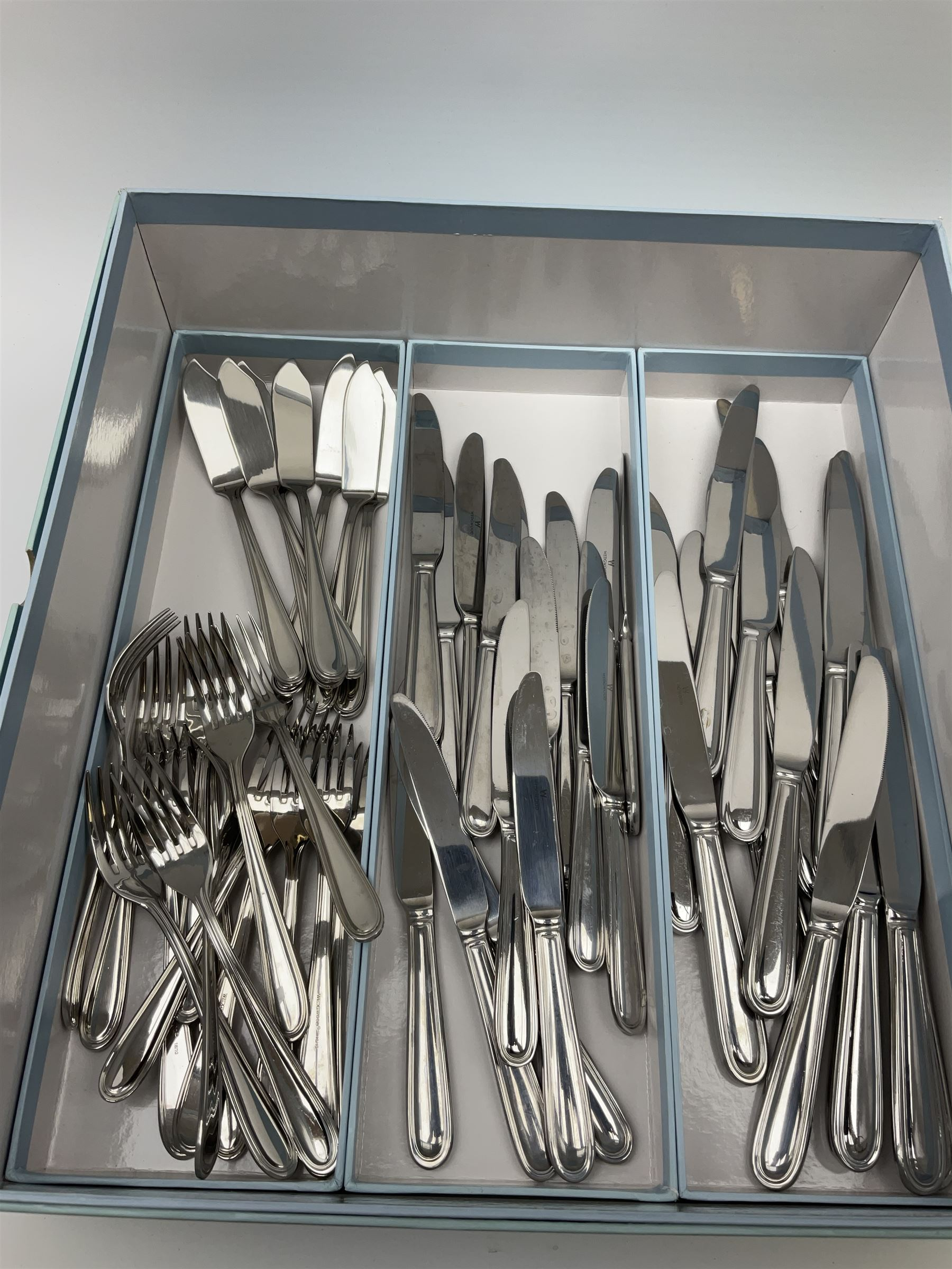 Wedgwood cutlery service - Image 2 of 5