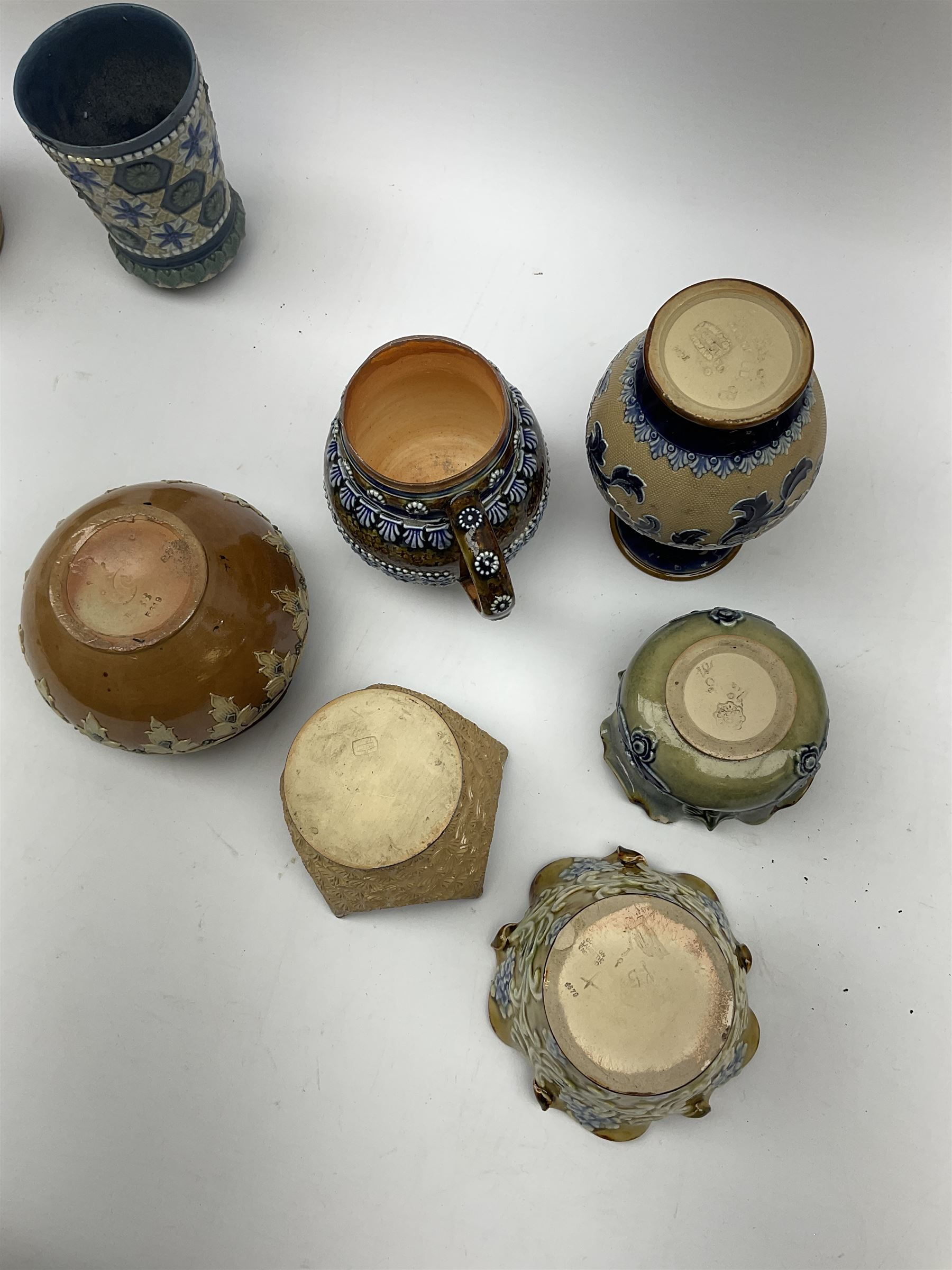 A group of Doulton Lambeth - Image 6 of 6