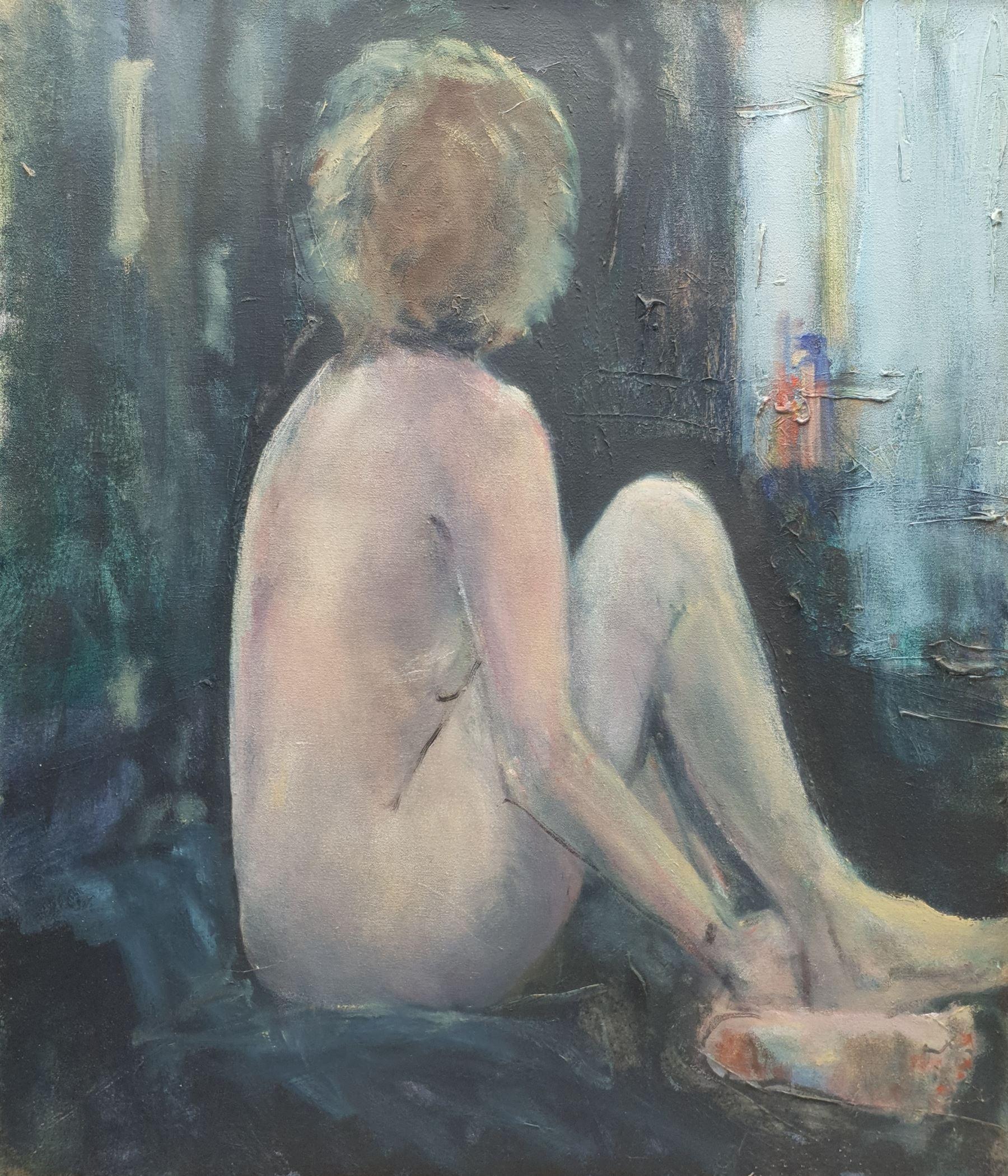 Malcolm Ludvigsen (British 1946-): 'Dusk'