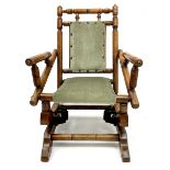Childs American rocking chair