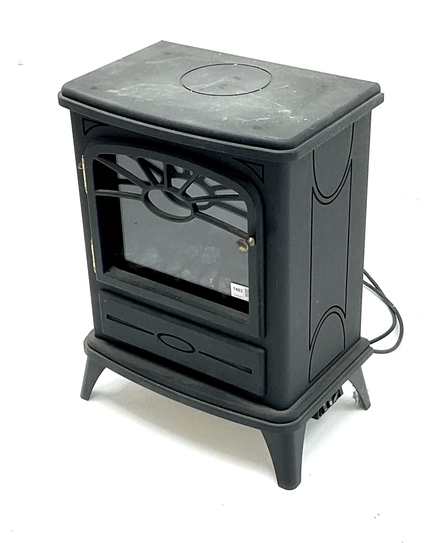 Focal point fires - electric stove - Image 2 of 2
