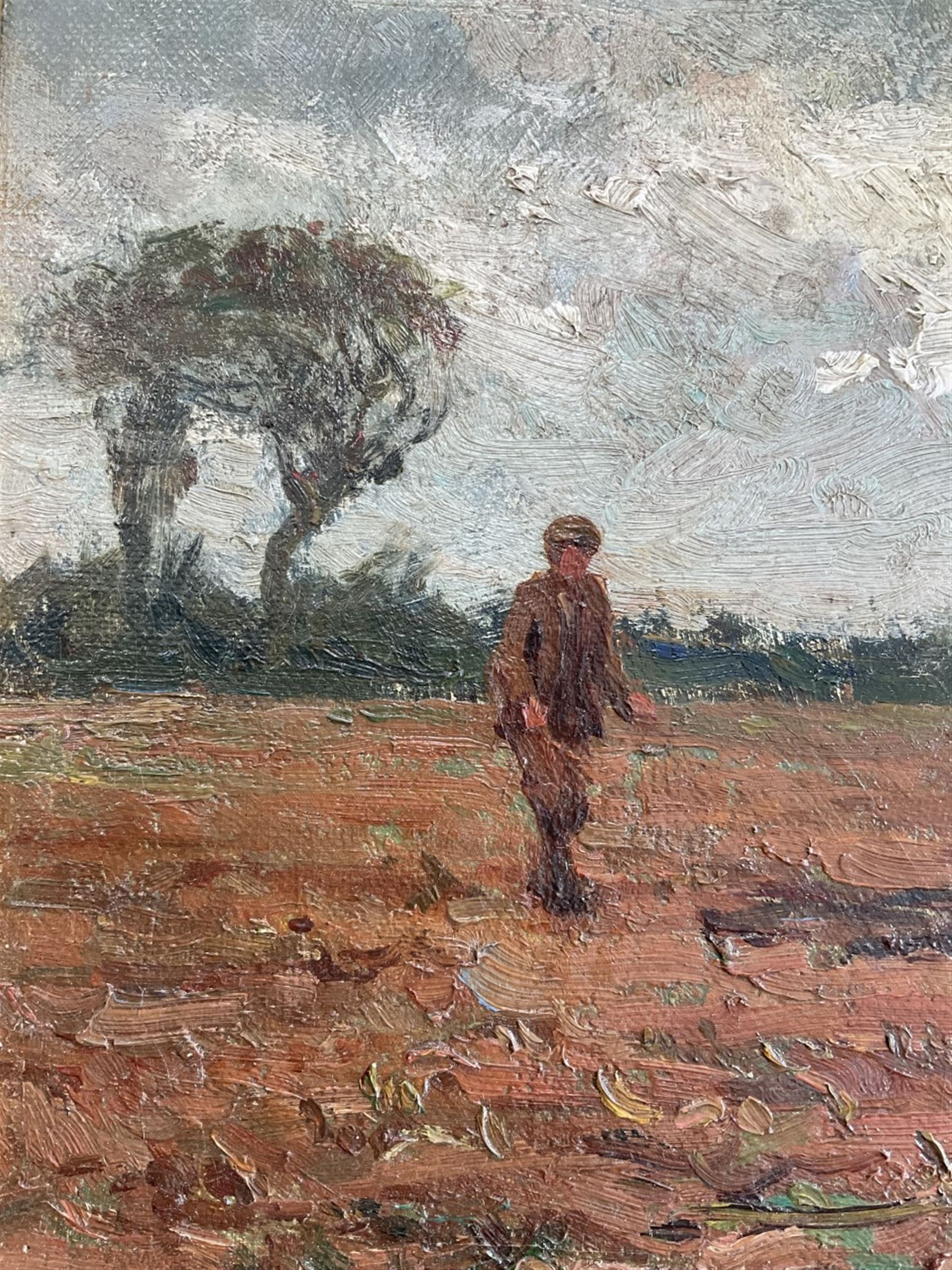 William Cave Day (British 1862-1924): Ploughing - Image 6 of 6