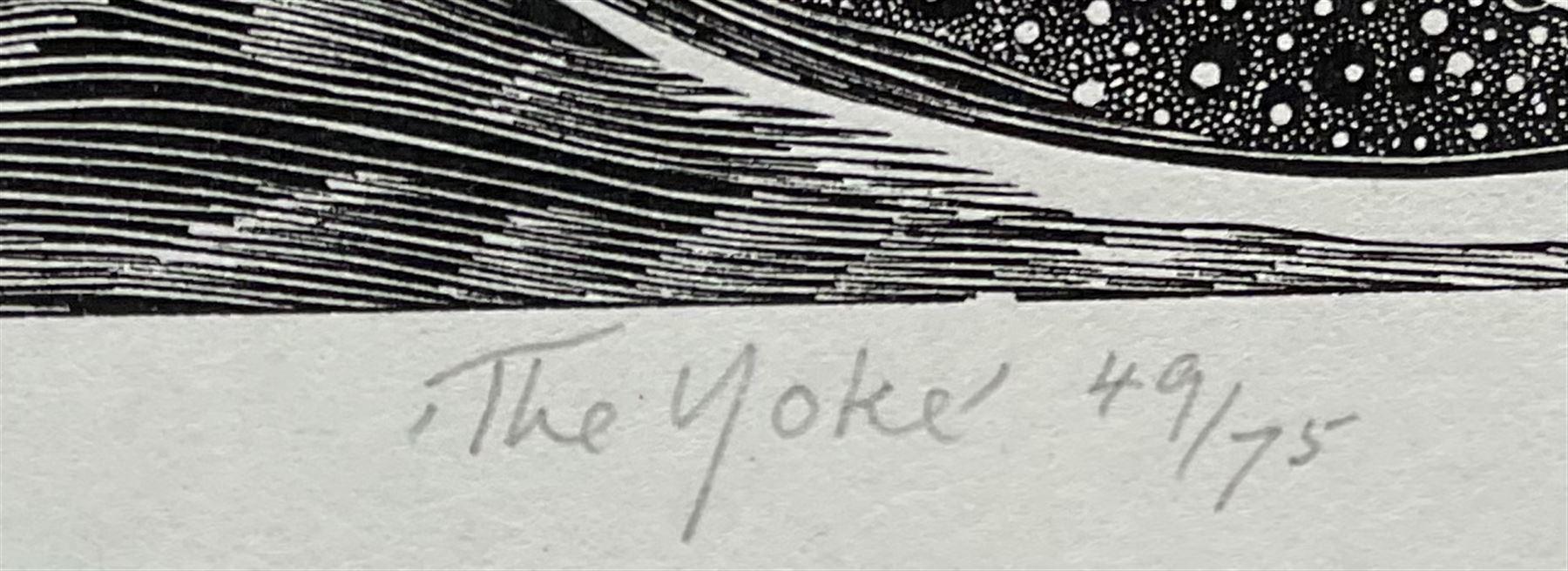 Gertrude Hermes OBE RA (British 1901-1983): 'The Yoke' - Image 3 of 3