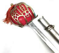 Reproduction Scottish Claymore sword