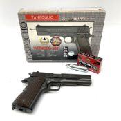 Tanfoglio CO2 semi-auto .177 - 4.5mm Witness 1911 pistol