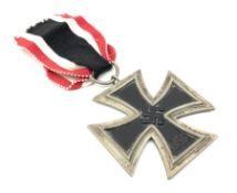 WW2 German Iron Cross 2nd class c1940 with ribbon