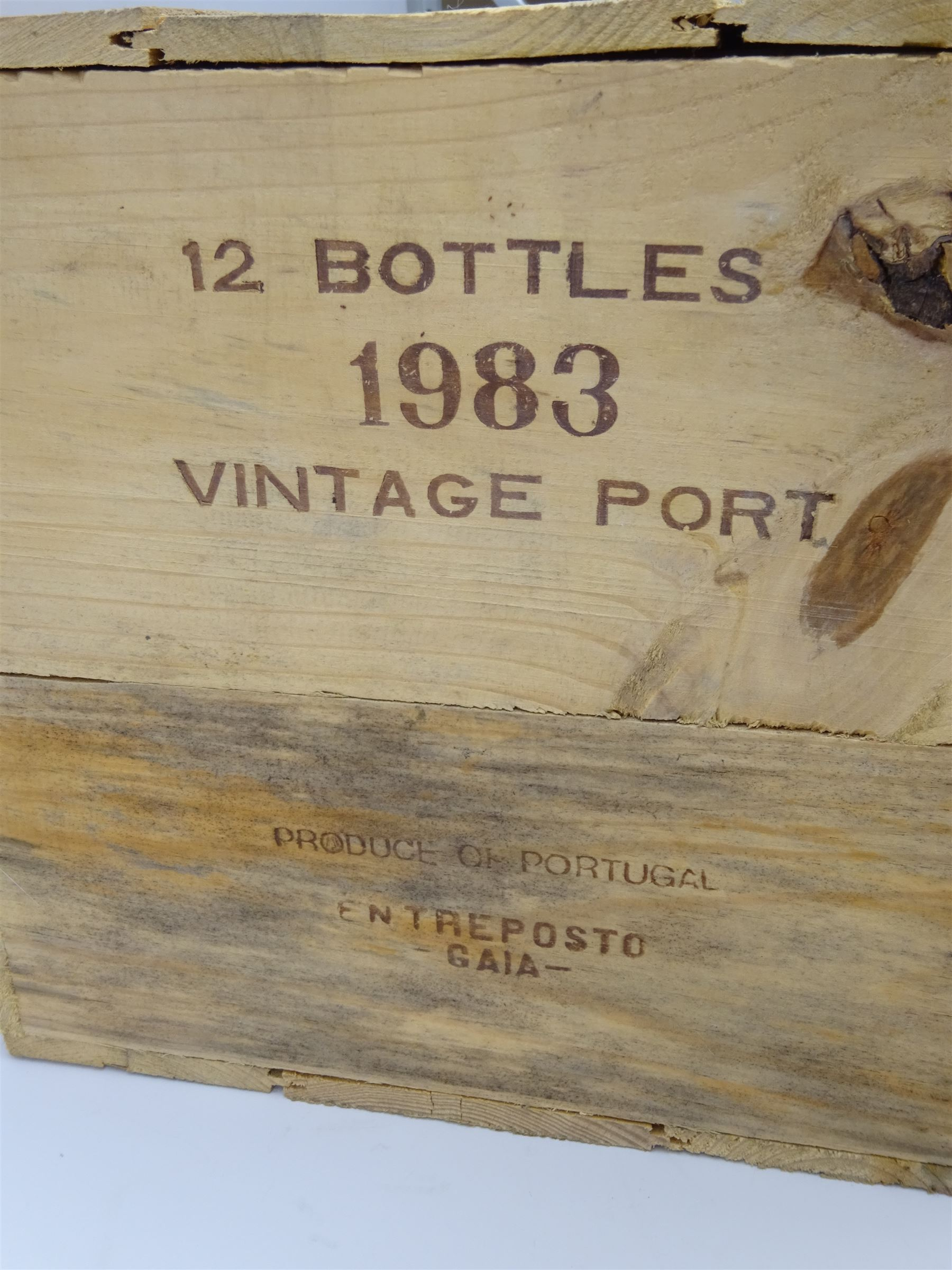 Dow's 1983 vintage port - Image 3 of 5