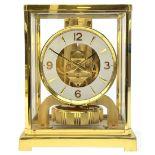 Jaeger-LeCoultre Atmos timepiece clock