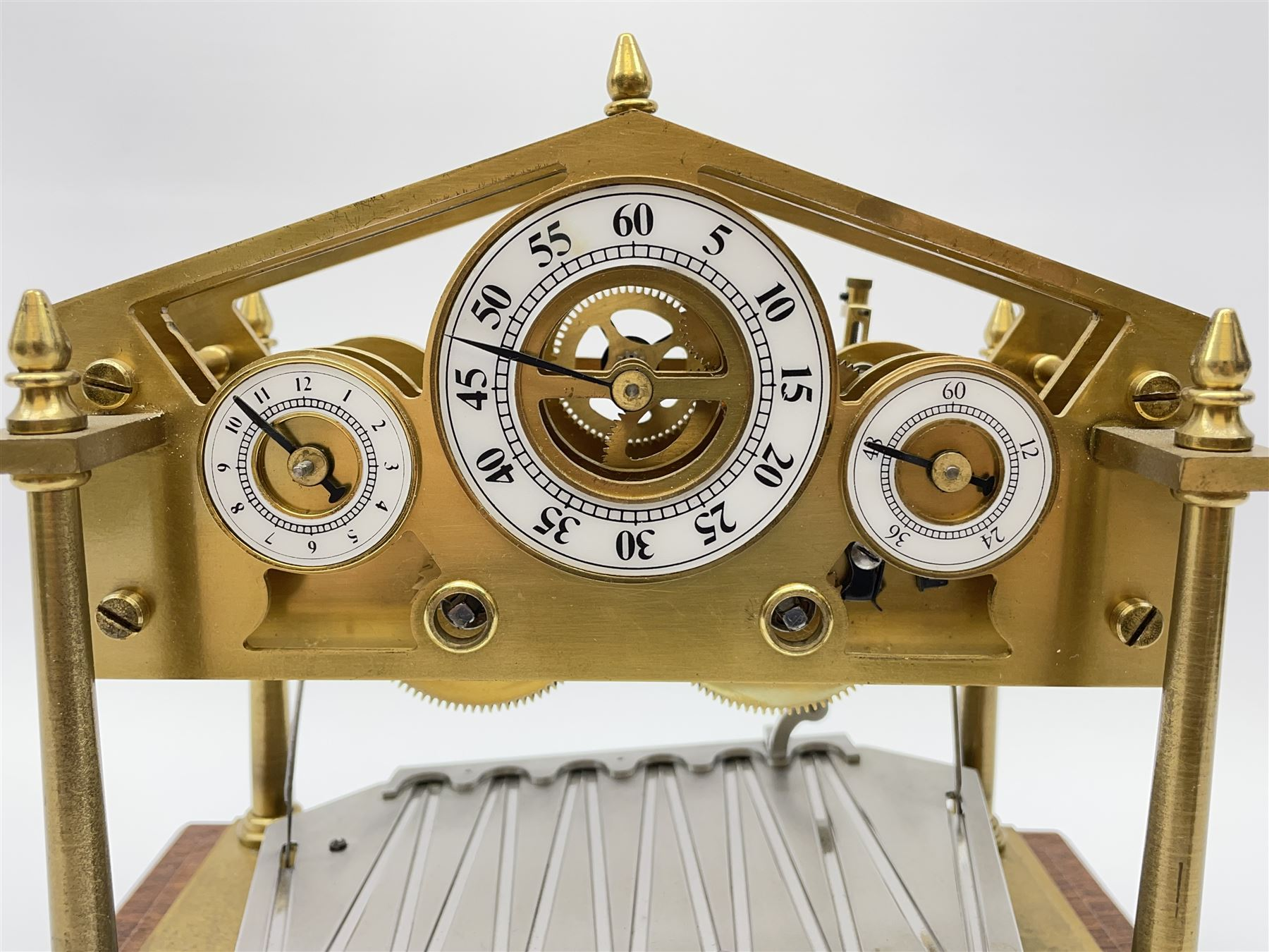 Mid 20th century 'Congreve' rolling ball clock - Image 4 of 9