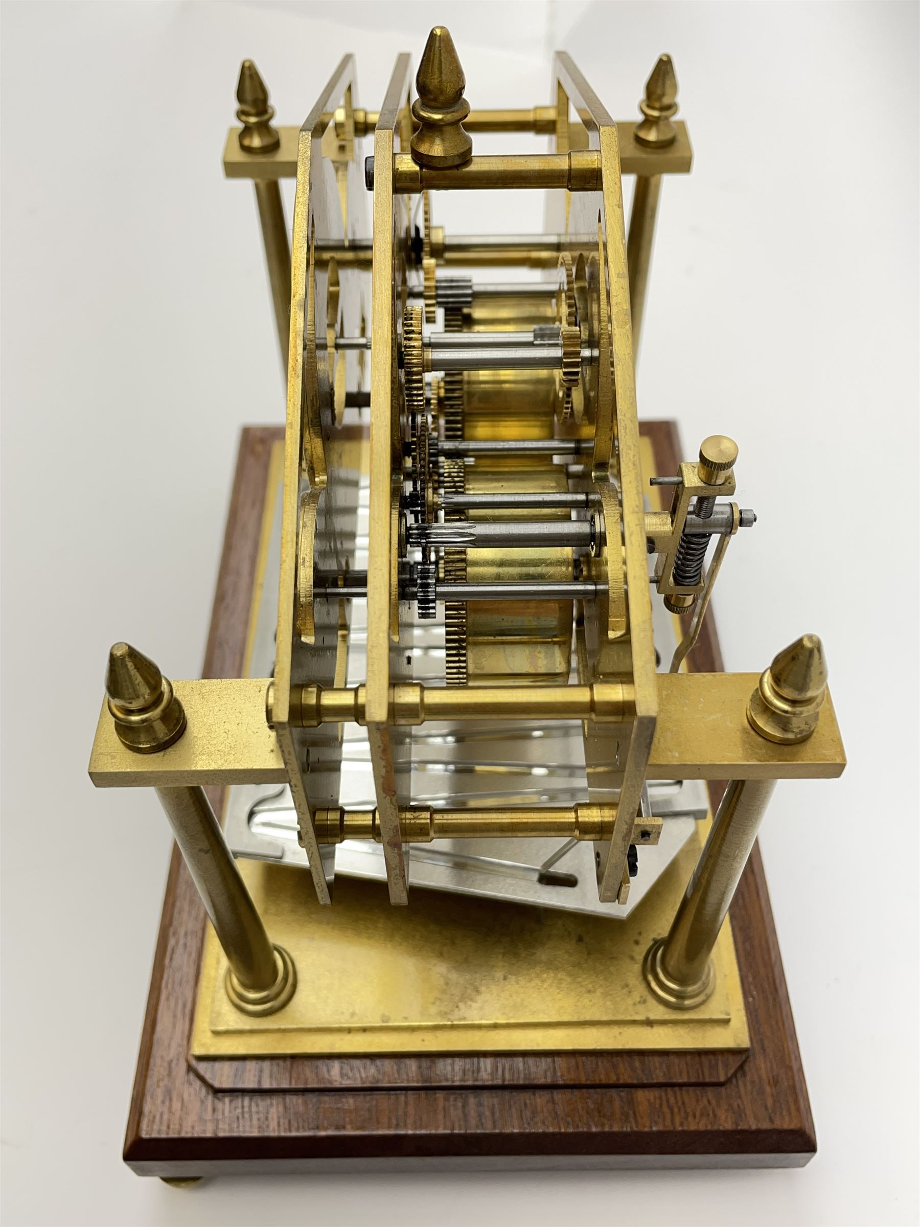 Mid 20th century 'Congreve' rolling ball clock - Image 5 of 9