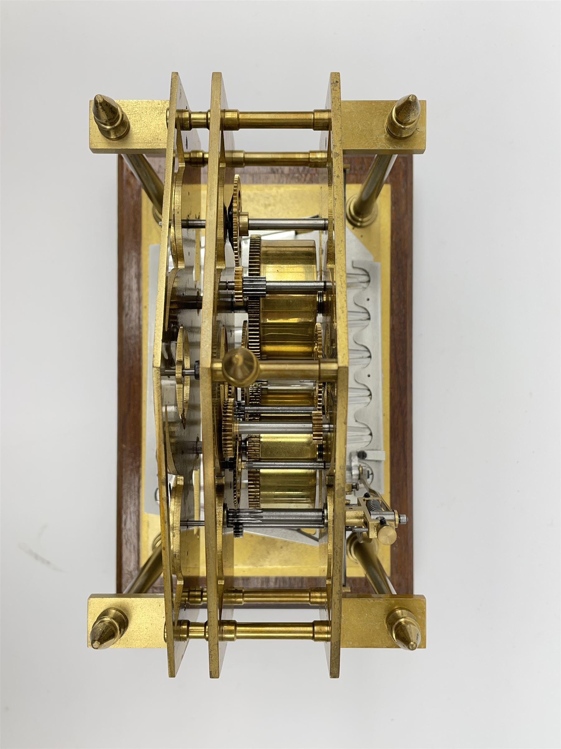 Mid 20th century 'Congreve' rolling ball clock - Image 7 of 9