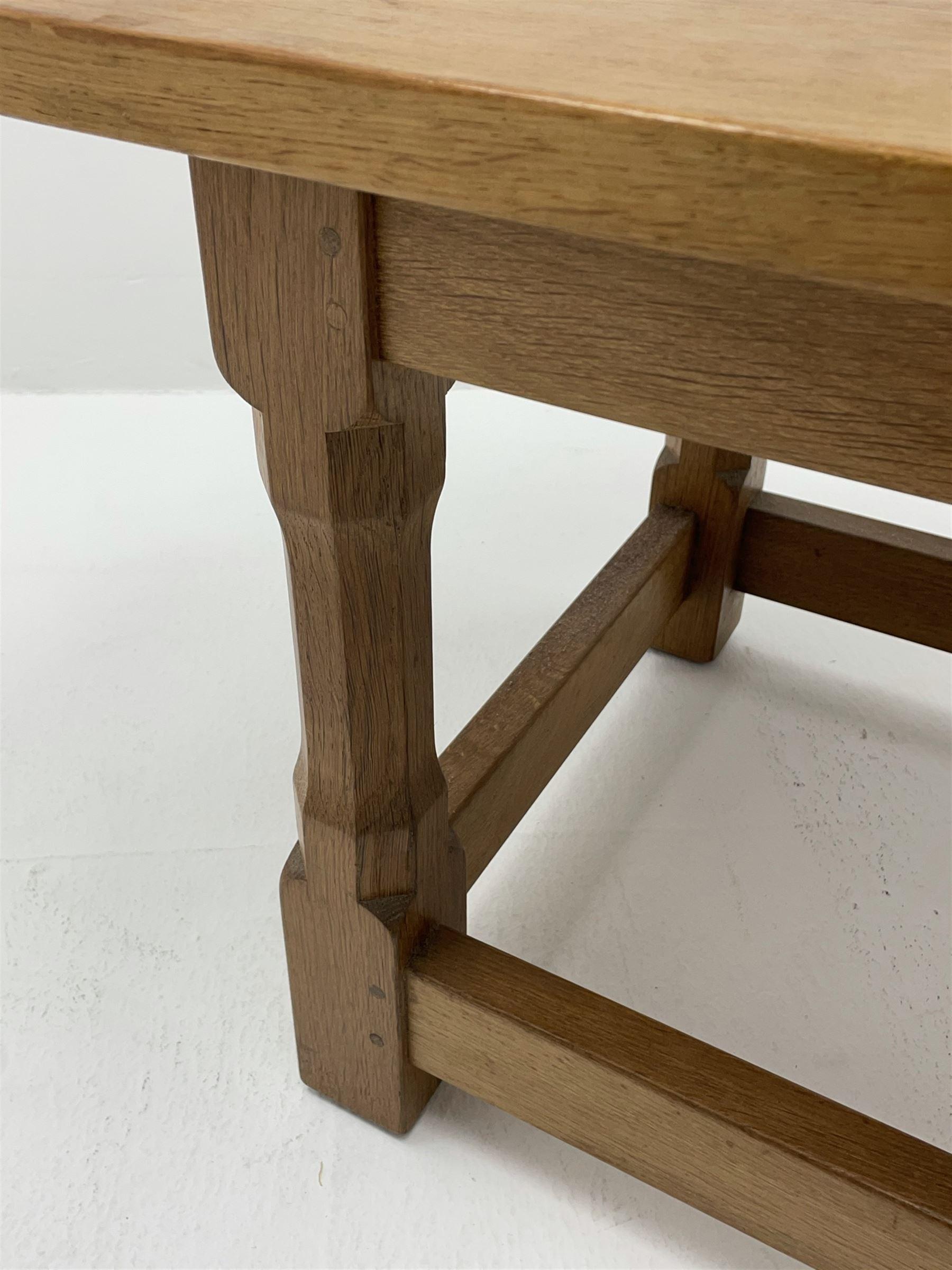 'Rabbitman' oak coffee table - Image 4 of 4