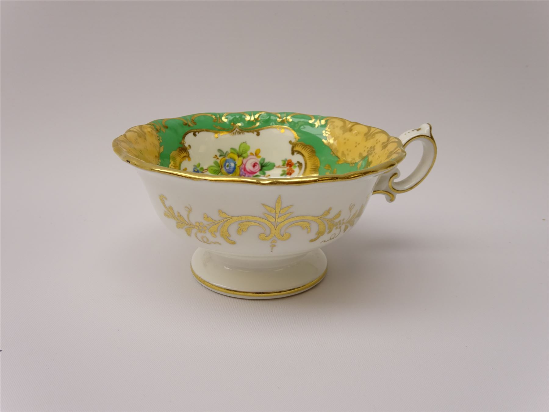 19th century Minton tea set - Image 3 of 12