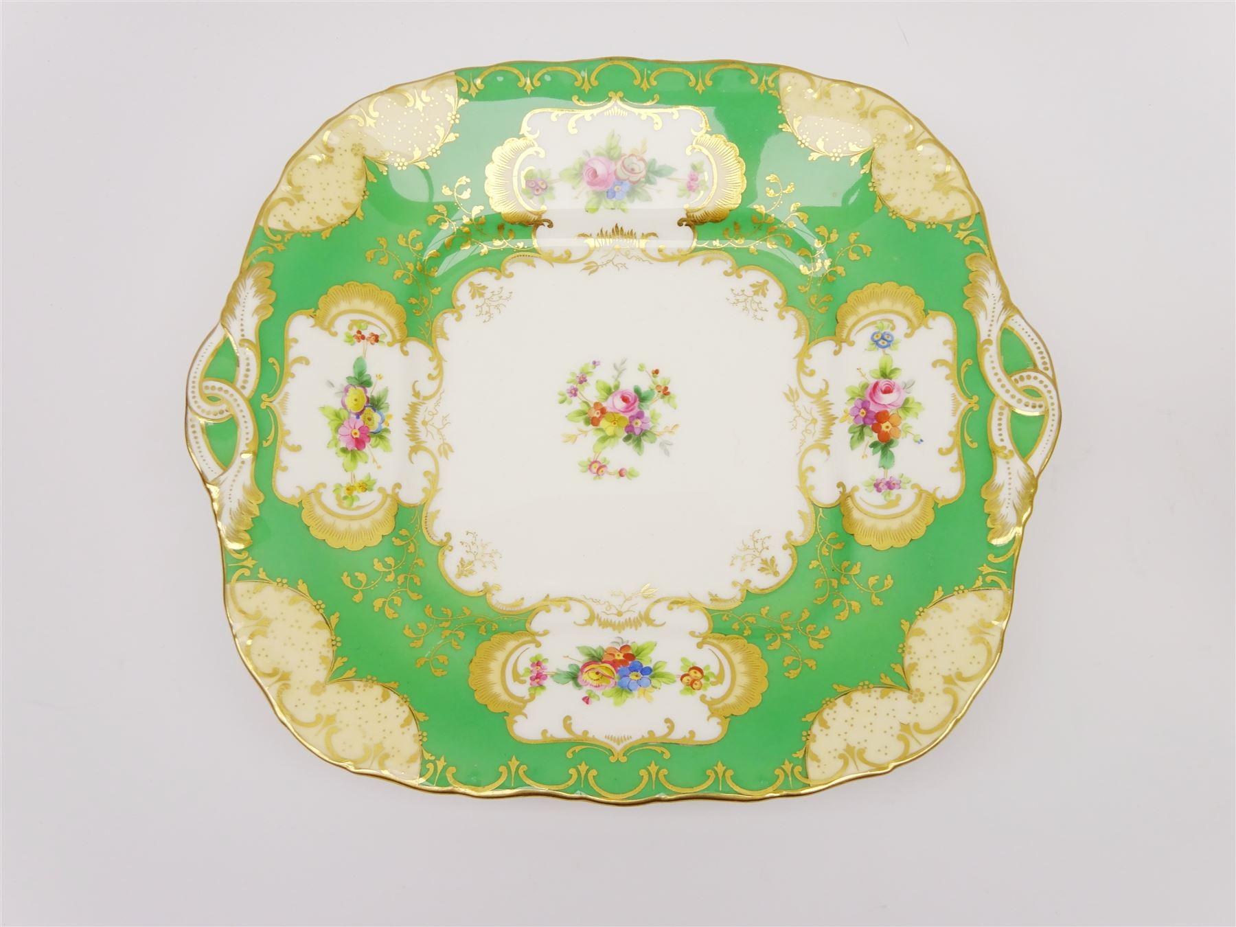 19th century Minton tea set - Image 5 of 12
