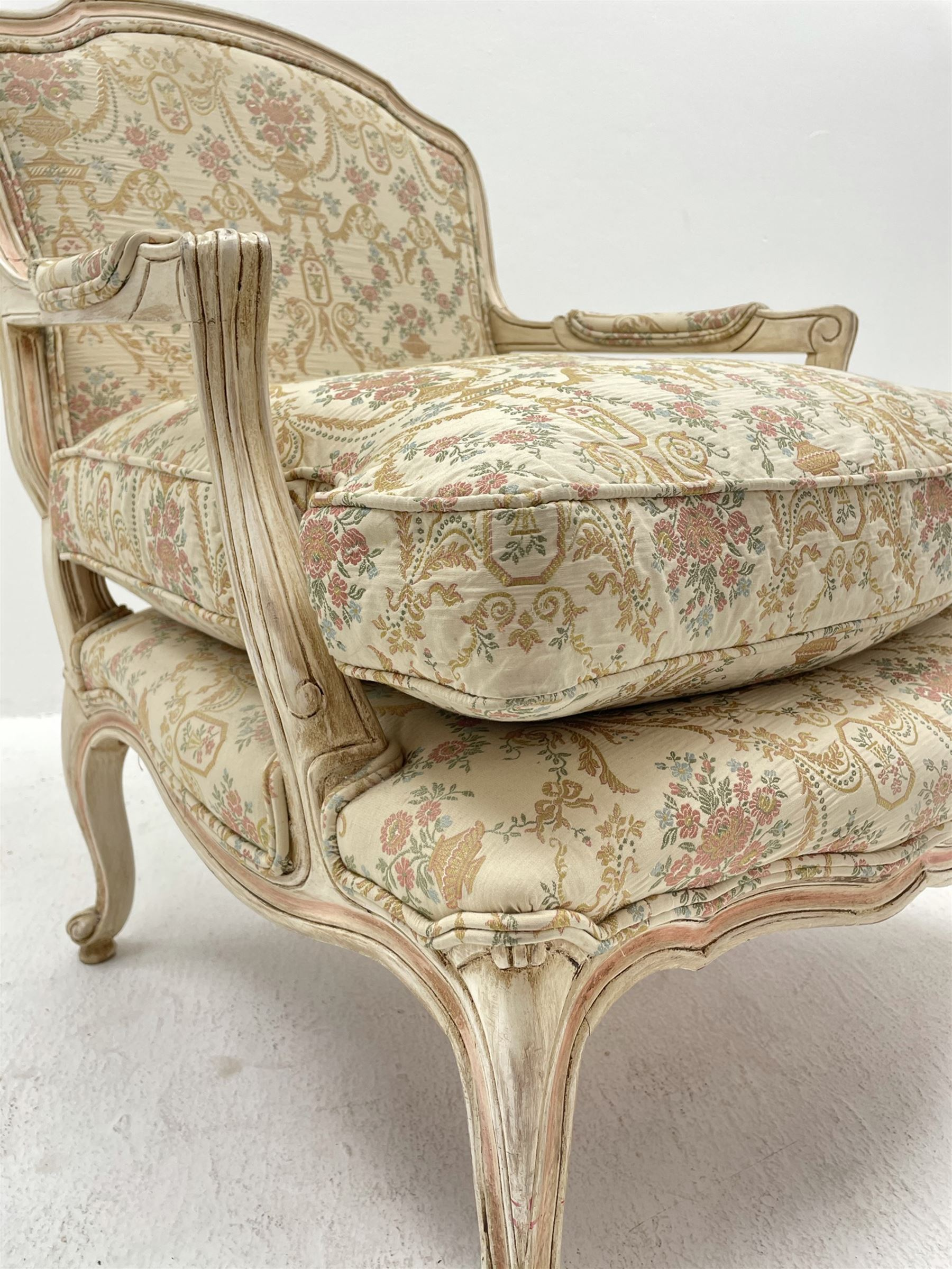 French style armchair - Image 5 of 6