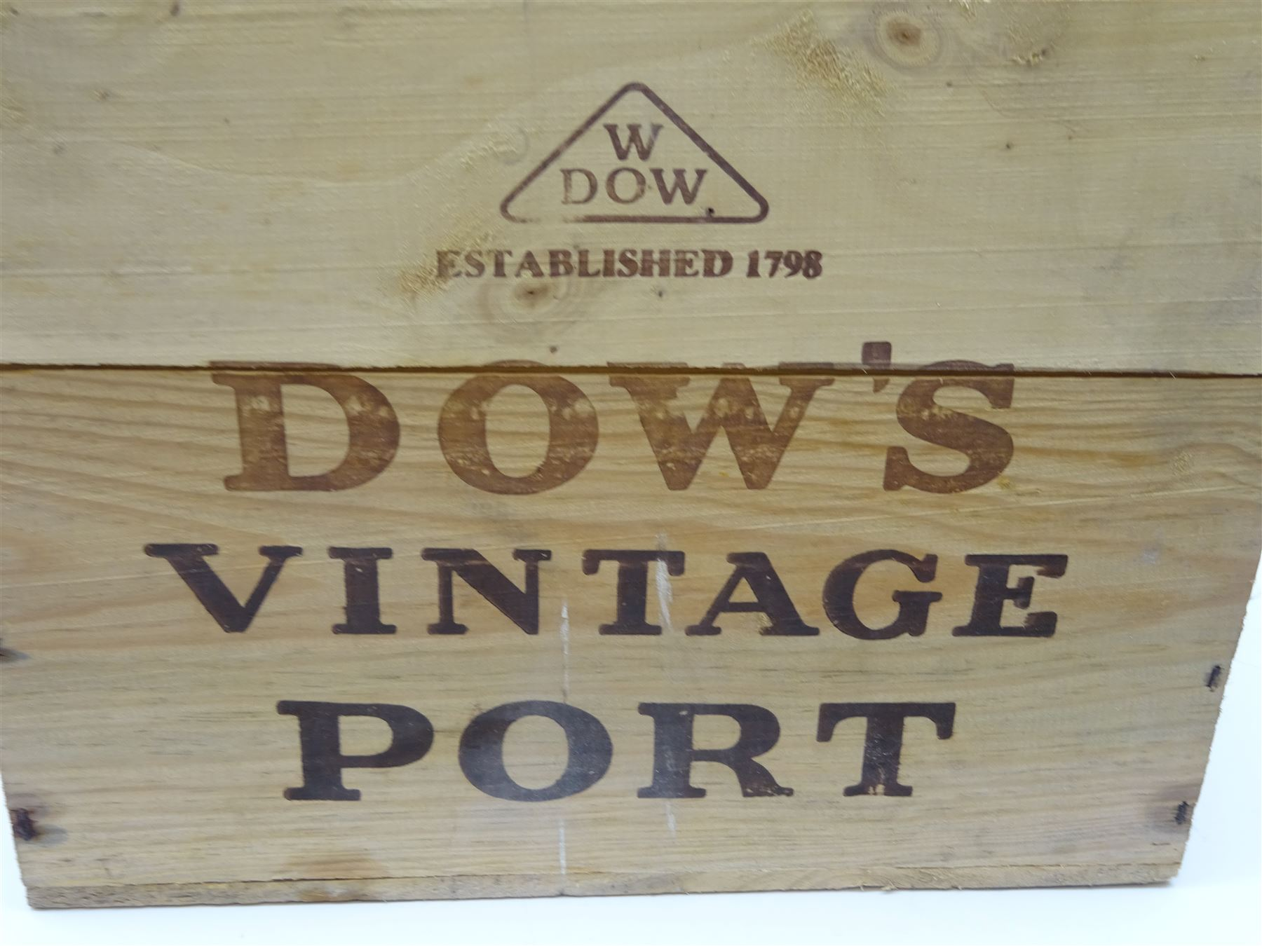 Dow's 1983 vintage port - Image 2 of 5