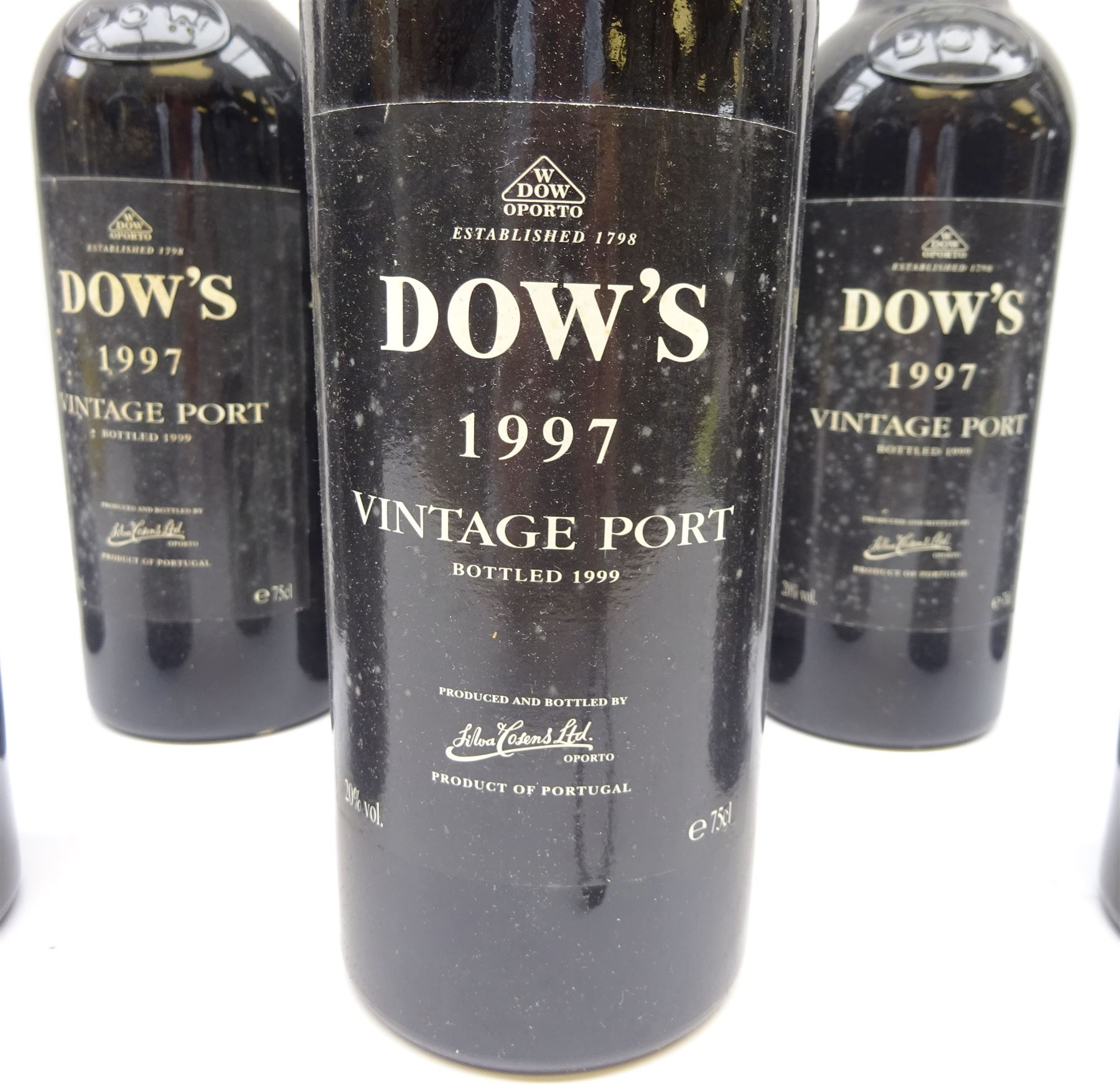 Dow's 1997 vintage port - Image 2 of 2