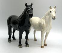 A Beswick figure modelled as a Connemara Pony