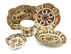 A group of Royal Crown Derby