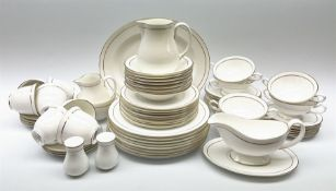 Royal Worcester Contessa tea and dinner wares