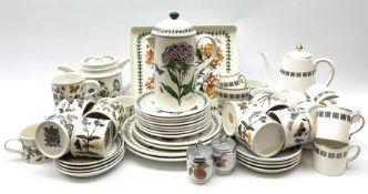 Portmeirion Botanical Garden tea wear
