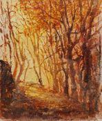 Keith Mountain (British 1944-): Trees
