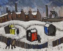 Neil Ferguson (Northern British Contemporary): 'Pigeon Crees'