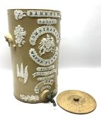 A large 19th century stoneware water filter