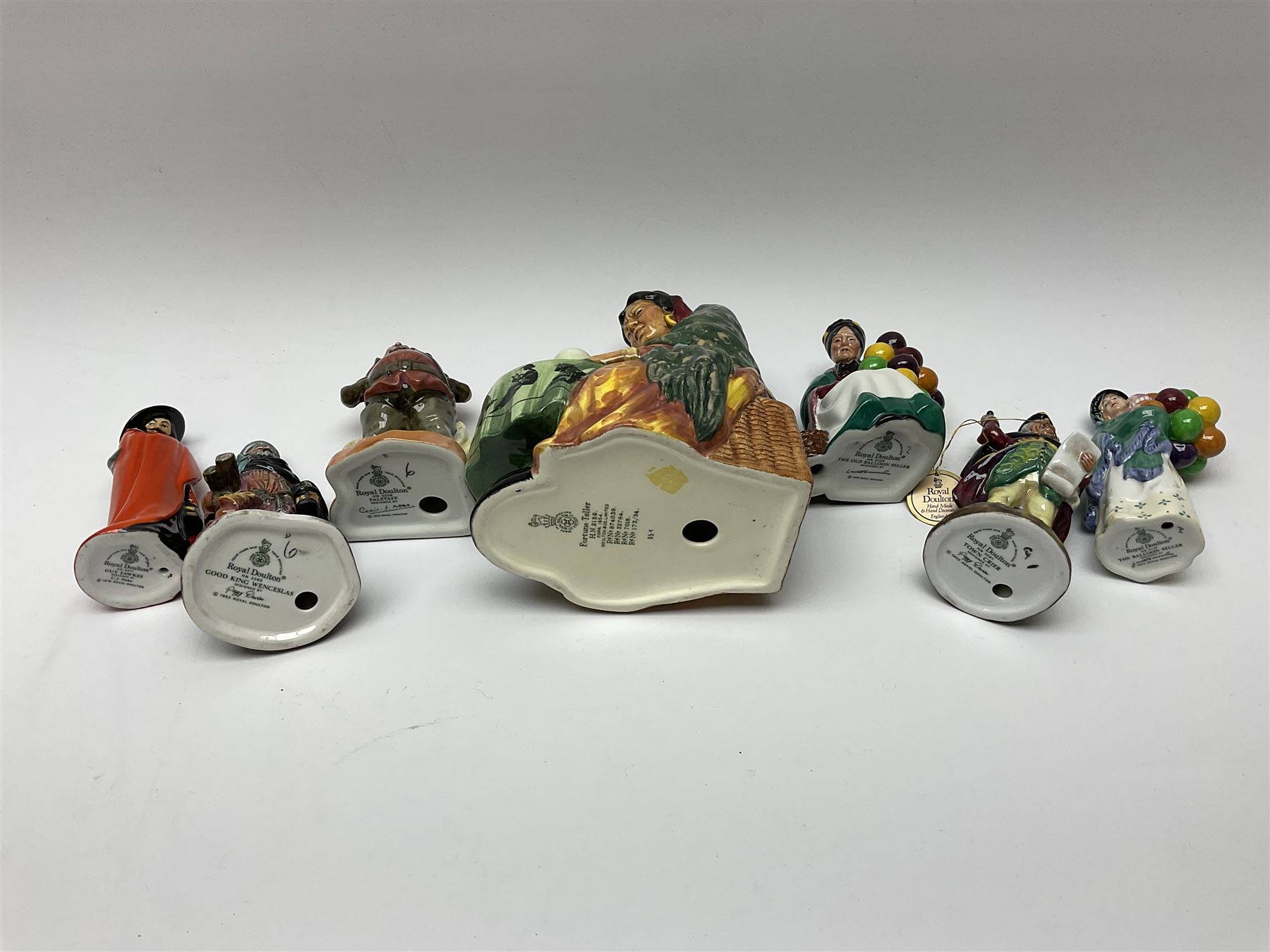 A group of Royal Doulton figures - Image 3 of 3