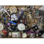 Costume jewellery including bracelets