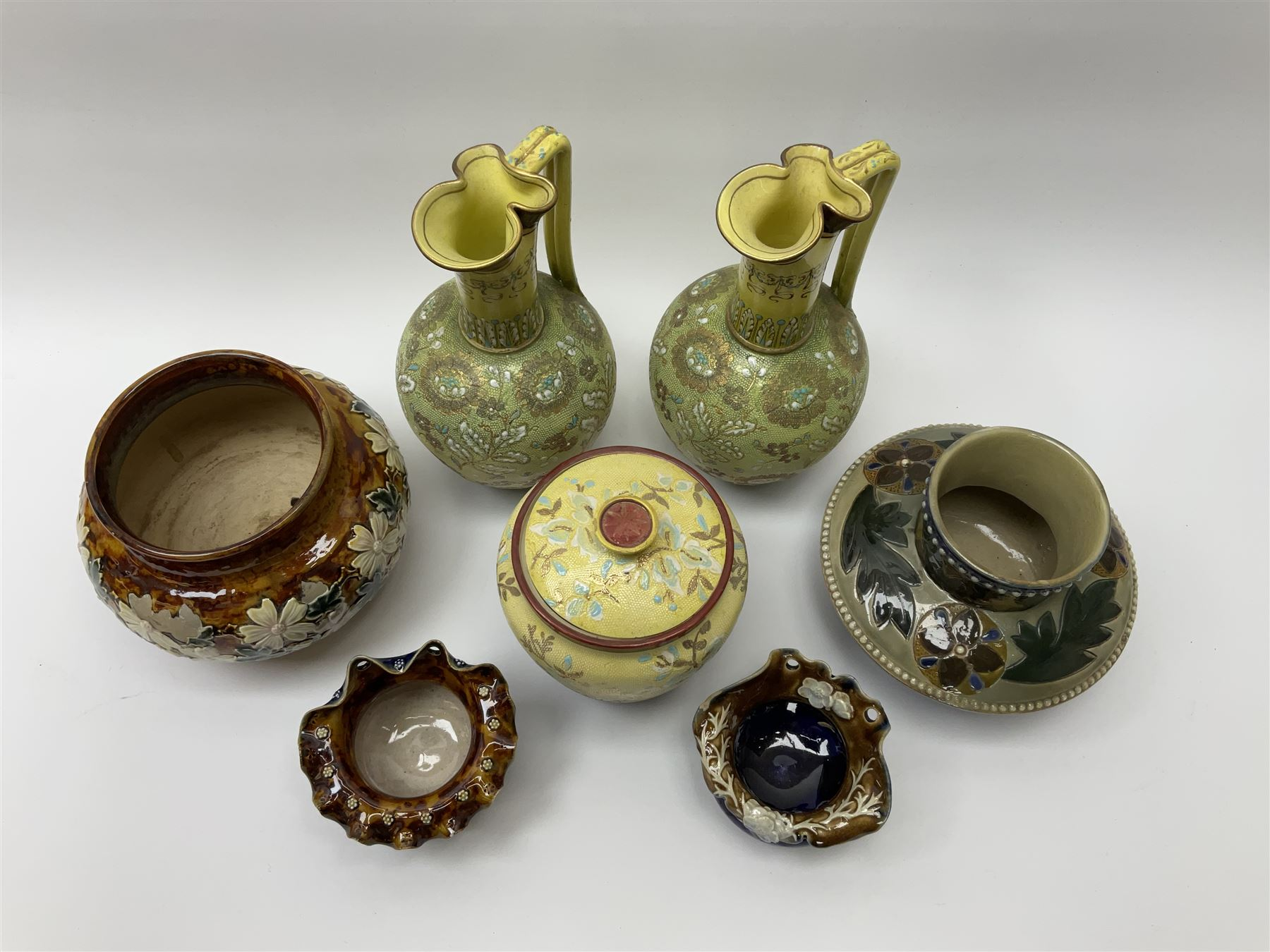 A group of Doulton Lambeth - Image 2 of 3