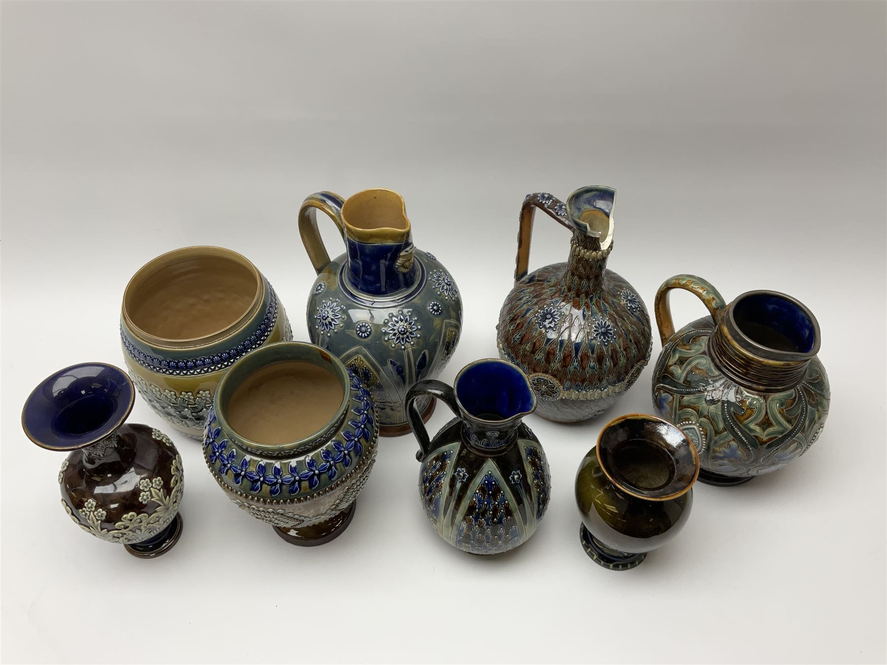 A collection of Doulton Lambeth - Image 2 of 5