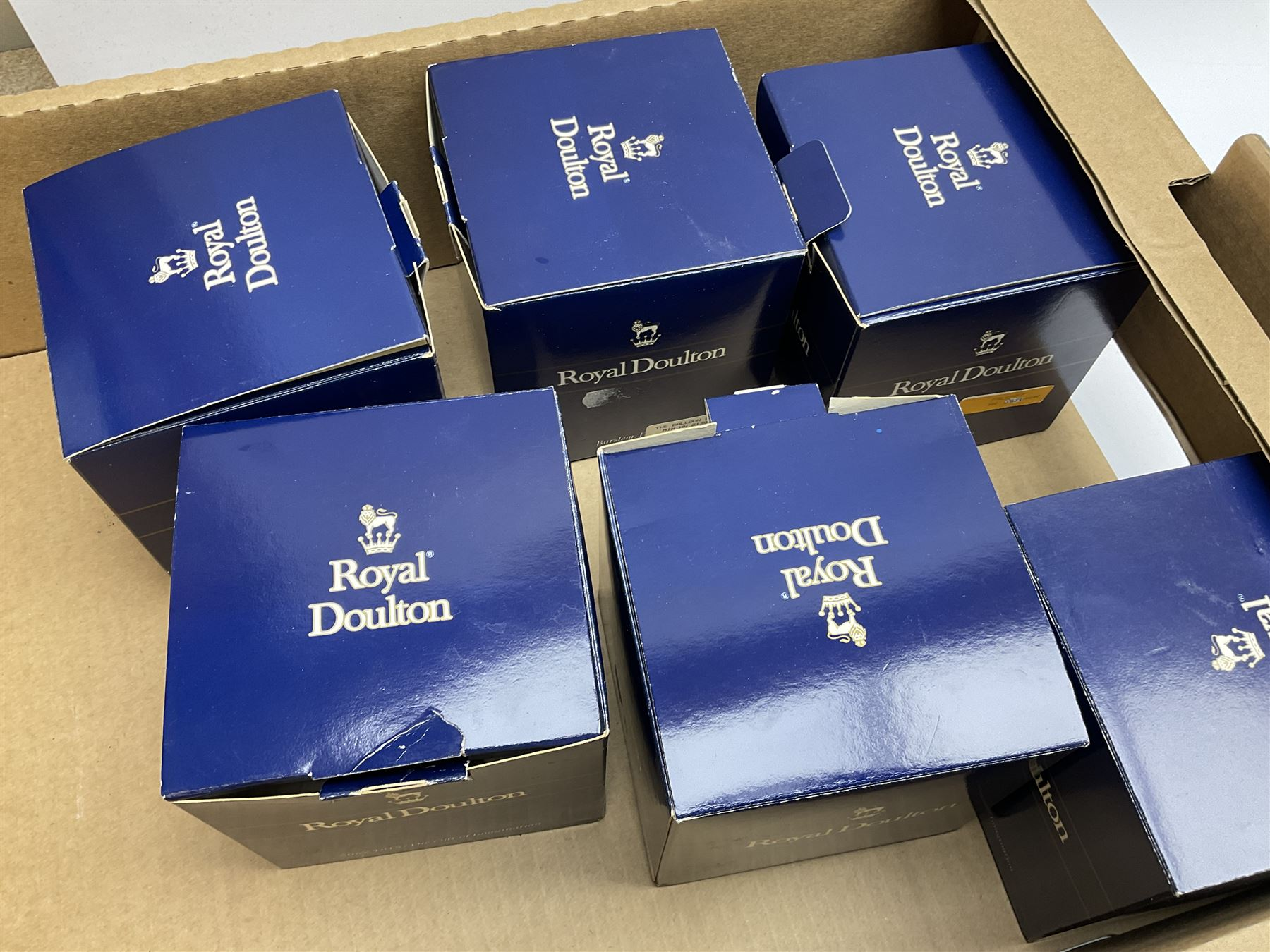 A group of Royal Doulton figures - Image 2 of 3